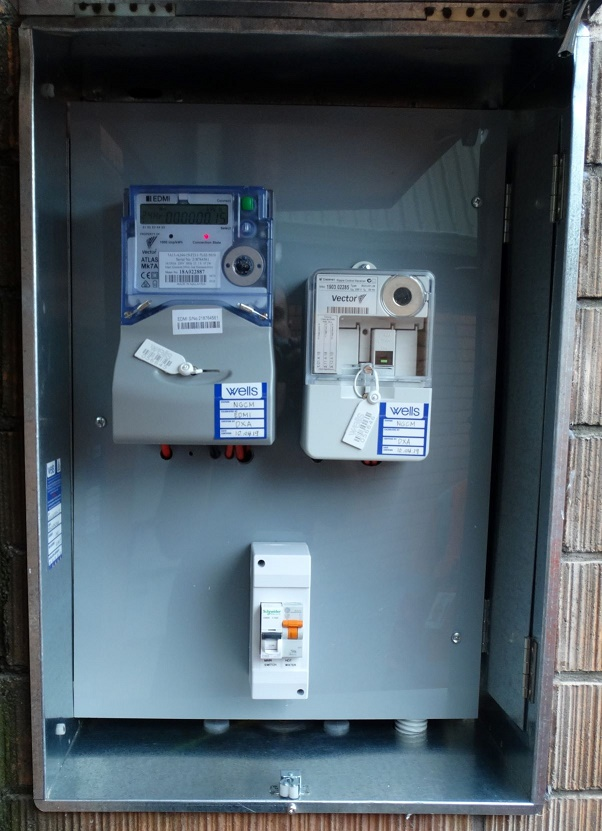 Christchurch Canterbury Electrician new Meter box Replacements